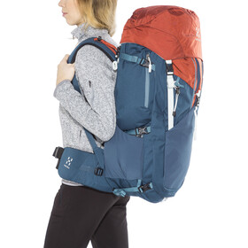 Haglöfs Nejd 65 Backpack blue ink/corrosion